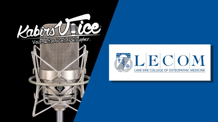 View a top professional voice over sample for LECOM.