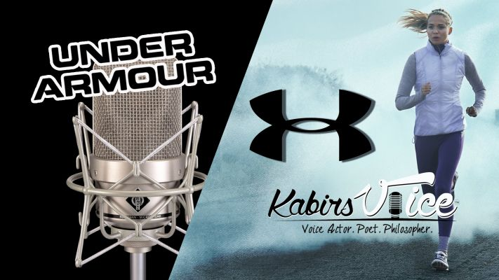 View professional voice over artist talent Kabir Singh deliver a sample of his pro video voice services online.