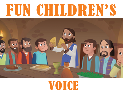 Story of Easter Voiceover   Professional Voice Over for