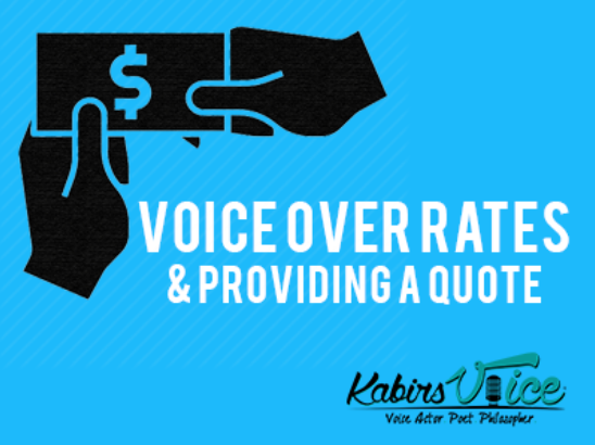 If you are looking for professional voice over talent, find the best voice over artist actor rates, fees, cost, and prices information.