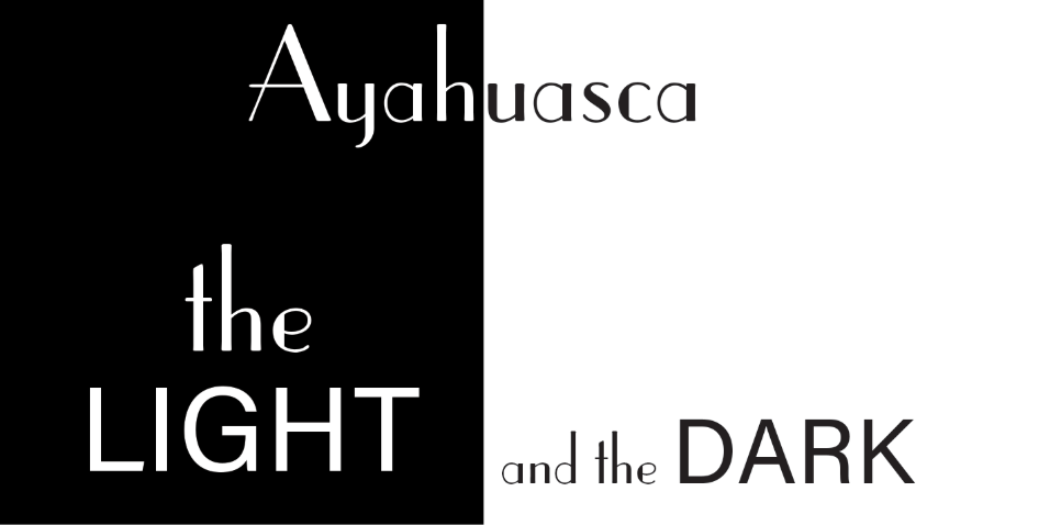 Learn how ayahuasca helped me see the darkness and light, yin and yang within myself and made me realize that I am you, you are me.