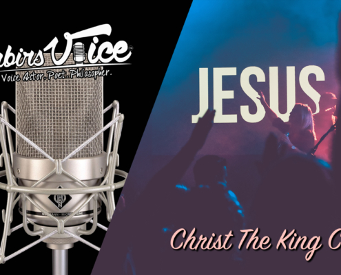 """Christian church """"Christ the King"""" voice over artist talent video demo and actor for hire"""