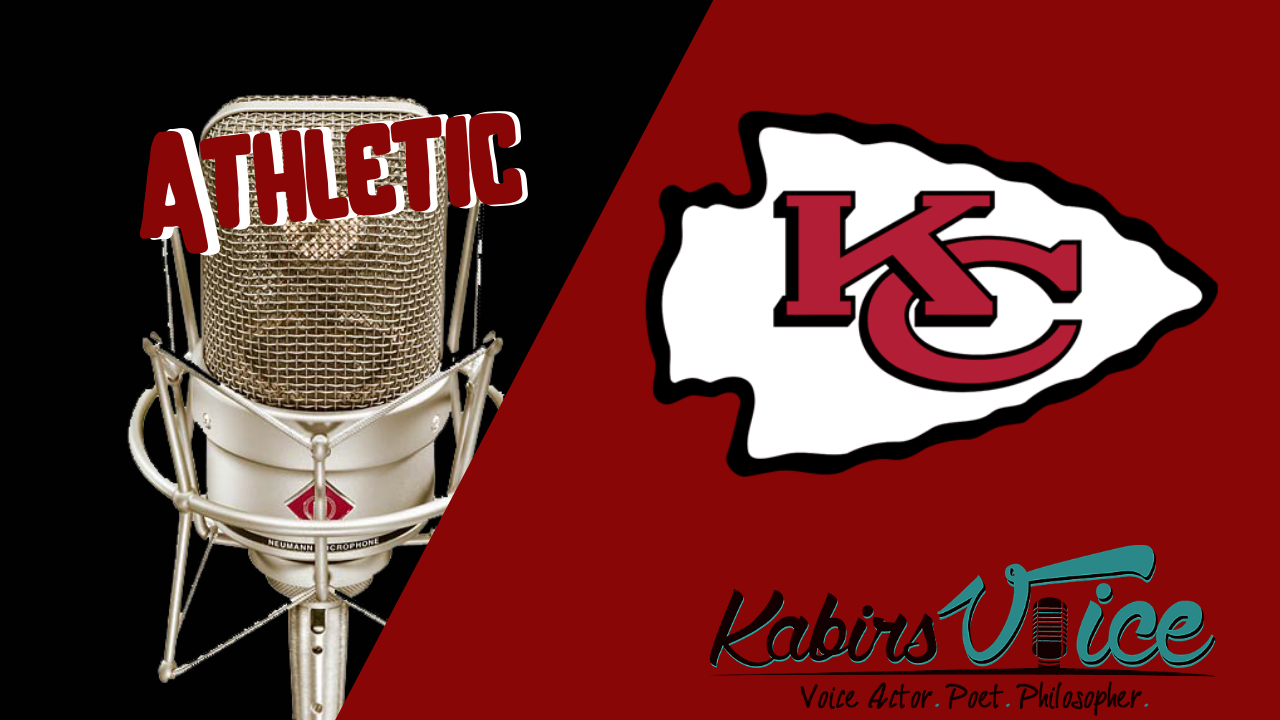 Kabir Singh: Kansas City Chiefs NFL pro football sports voice over actor and talent for hire